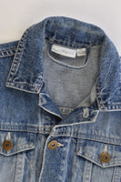 Kiabi (France) Size 6 (114 cm) Denim Vest