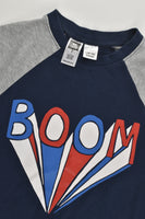Kids & Co Size 7 'Boom!' T-shirt