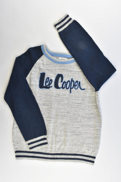 Lee Cooper Size 10 Knitted Jumper