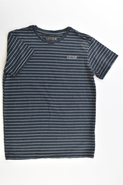 Lucid Size 10 Striped T-shirt