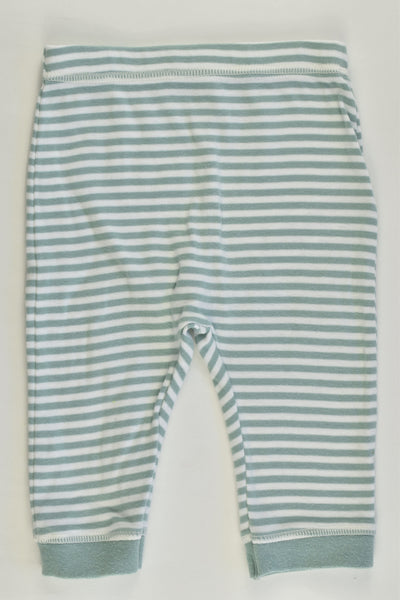 Marks & Spencer Size 00 (3-6 months) Striped Pants