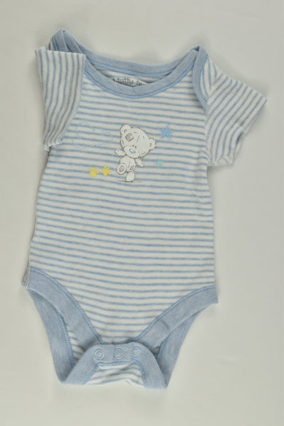 Marks & Spencer Size 0000 (54 cm) Tiny Tatty Teddy Bodysuit