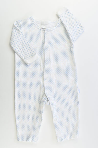 Marquise Size 0 (6-12 months) Dots Romper