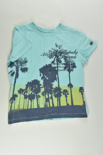 Milkshake Size 3 Palm Trees T-shirt