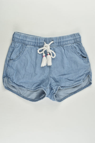 Milkshake Size 8 Lightweight Denim Shorts