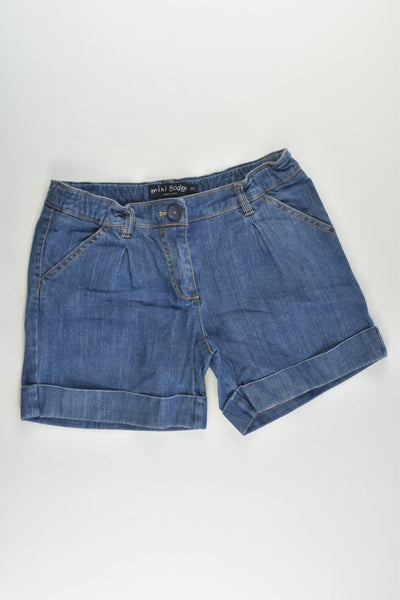 Mini Boden Size 13 Denim Shorts
