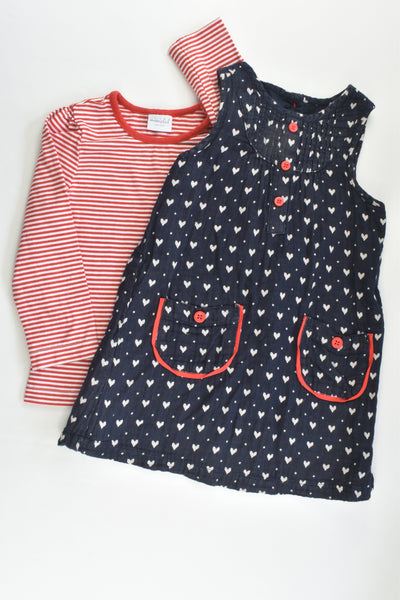 Mini Club Size 2-3 (92-98 cm) Outfit