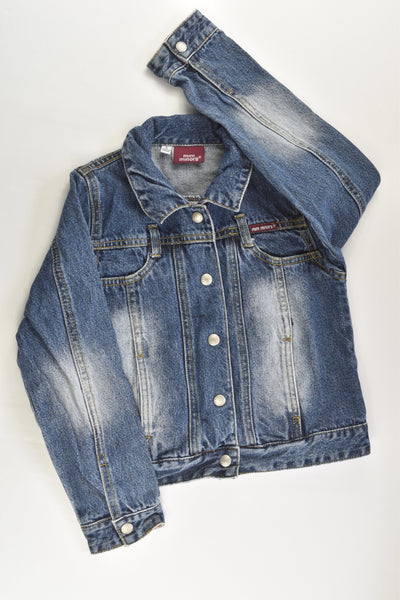 Mini Minors Size 6 Denim Jacket