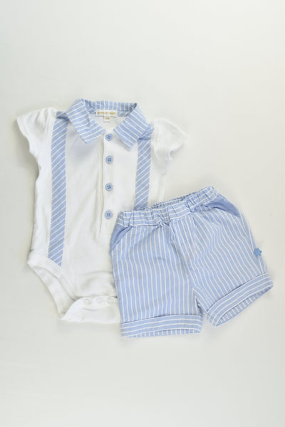 Mintini (UK) Size 000 (3 months, 62 cm) Outfit
