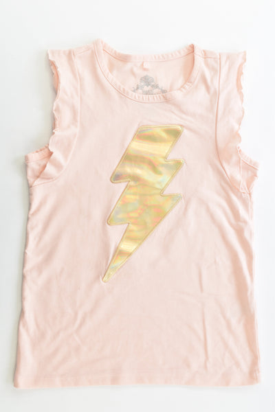 Miss Understood Size 7 Lightning T-shirt