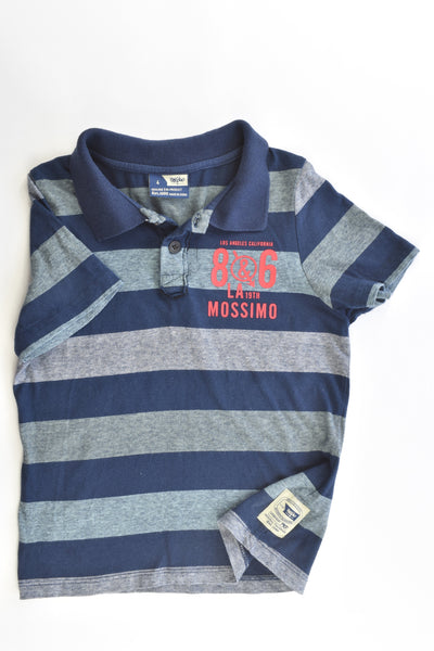 Mossimo Size 4 Collared T-shirt