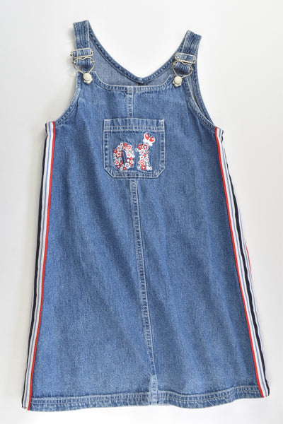 Mothercare (Old School) Size 5-6 Denim Dress