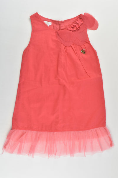 Naf Naf Enfant (France) Size 4 Lined Dress