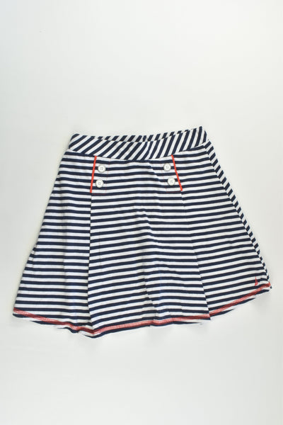 Nautica Size 6 Skirt with Shorts Underneath