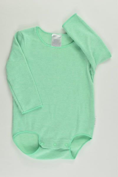 NEW Bonds Size 000 (0-3 months) Ribbed Bodysuit