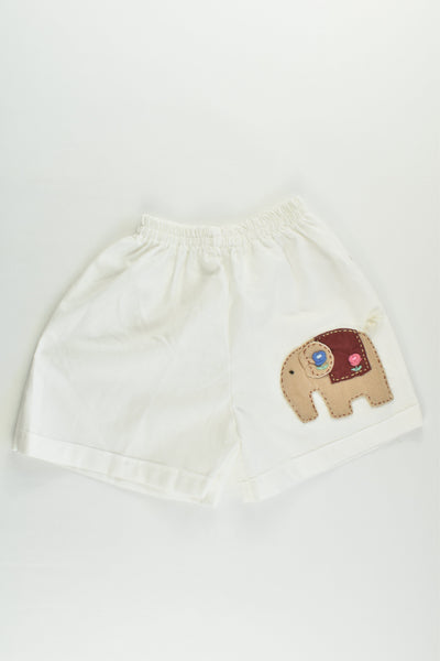 NEW Brand Unknown Size approx 2-3 Elephant Shorts