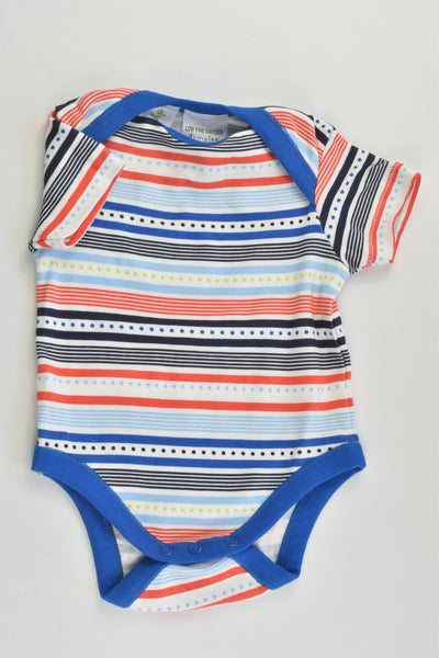 NEW Dymples Size 0000 Bodysuit