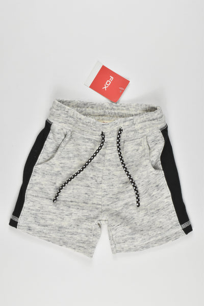 NEW Fox Size 0 (6-12 months) Shorts