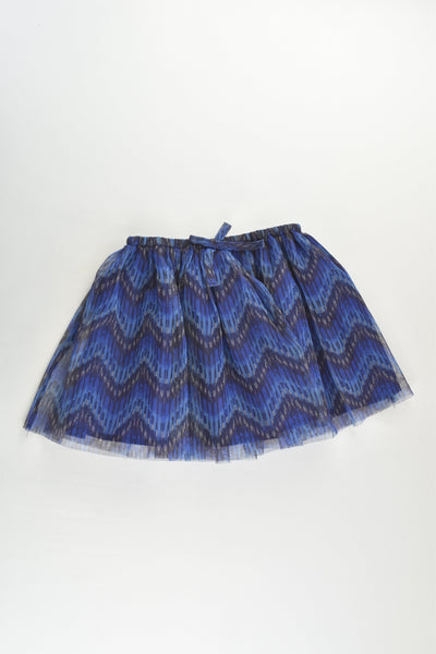 NEW H&M Size 5 Lined Tulle Skirt