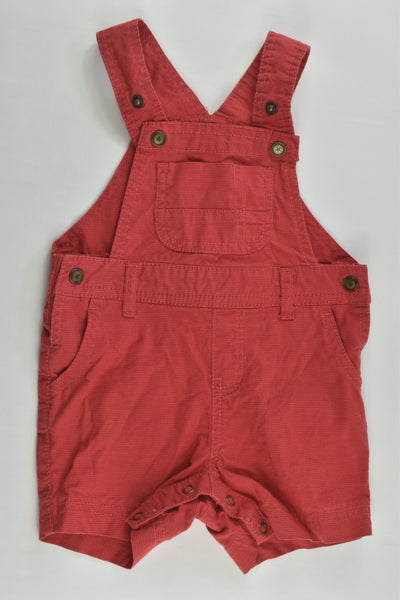 NEW Jack & Milly Size 000 Short Overalls