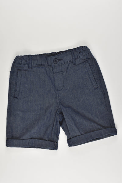 NEW Kids & Co Size 5 Soft Denim Shorts