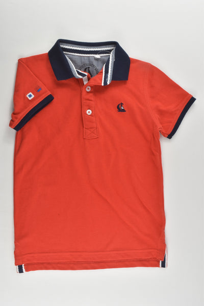 NEW Next Size 4-5 (110 cm) Nautical Polo Shirt