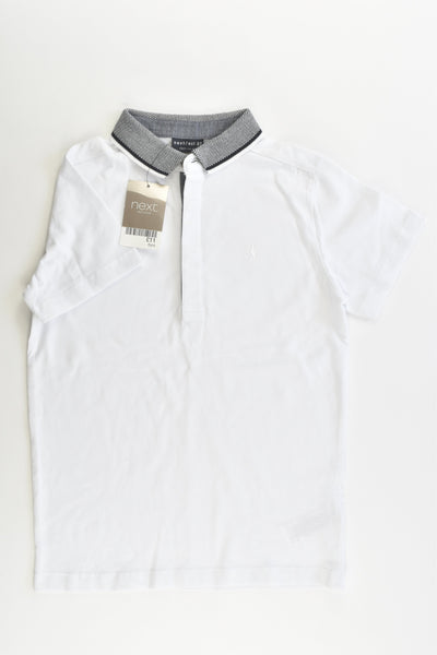 NEW Next (UK) Size 6 (116 cm) Collared T-shirt