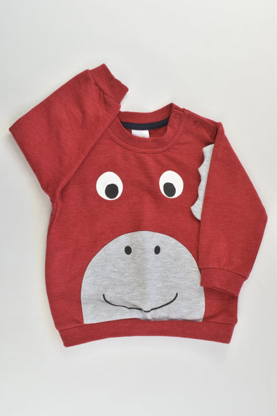 NEW Ollie's Place Size 0 (6-12 months) Sweater
