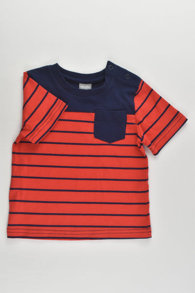 NEW Ollie's Place Size 0 Striped T-shirt