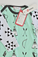 NEW PatPat Size 0 (70 cm) Teepee Top