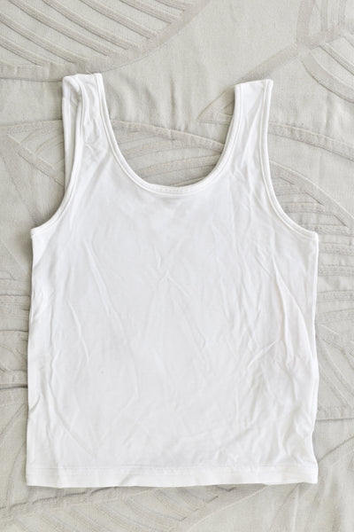 NEW Pinch and Spoon Bamboo Tank Nude