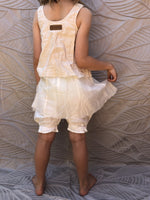 NEW Pinch and Spoon Linen/Silk Tunic Nude