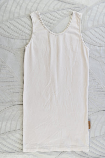 NEW Pinch and Spoon Long Tank Grey