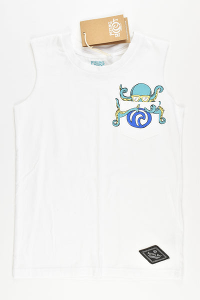 NEW Piping Hot Size 5 Octopus Tank Top