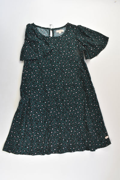 NEW Sista Size 6 Viscose Leopard Dress