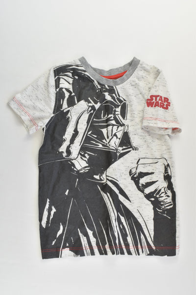 NEW Star Wars at George Size 3-4 Vader T-shirt