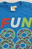 NEW Trio Kids Size 7 'Fun 88' T-shirt