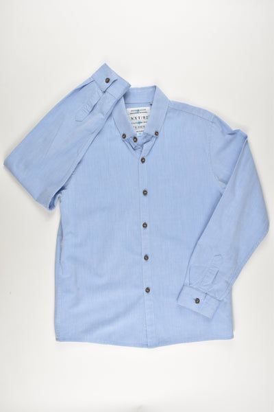 Next Size 10 Collared Shirt