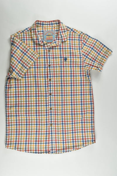 Next Size 12 Collared Shirt