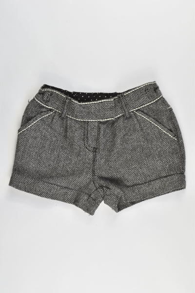 Next Size 4-5 Woolly Shorts