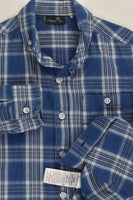 Next Size 5 (110 cm) Checked Collared Shirt