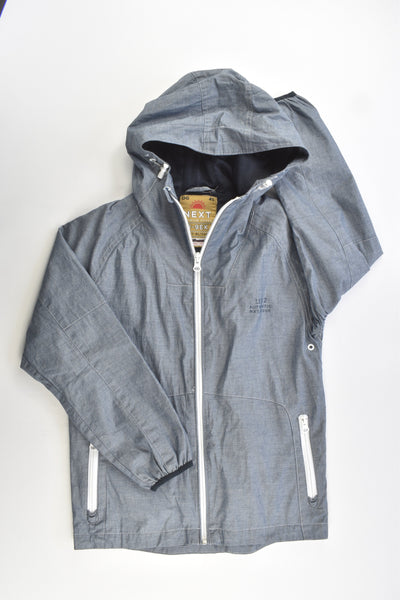 Next Size 8 Water Repellient/Proof Hooded Jacket