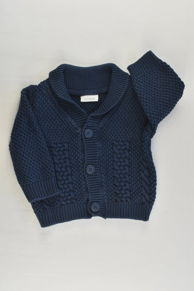 Next (UK) Size 00 (3-6 months) Knitted Cardigan