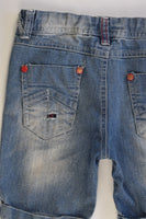 Ollie's Place Size 3 Stretchy Denim Shorts
