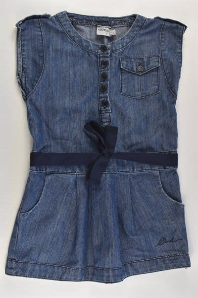Ouch Size 3 Denim Dress