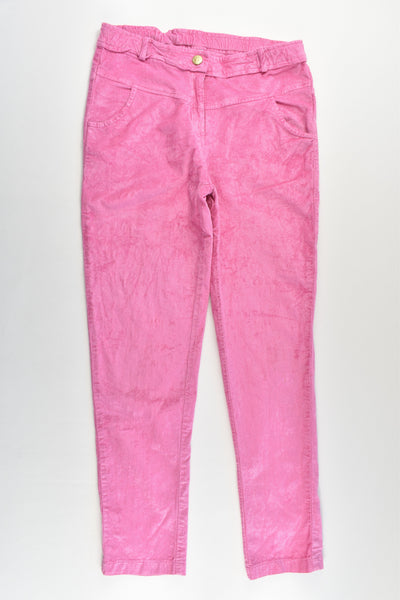 Peppermint Size 11-12 Rosy Shine Stretchy Pants