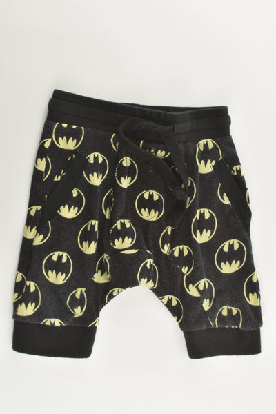 Peter Alexander Size 2 Batman Baggy Shorts