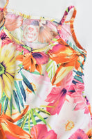 Piping Hot Size 3 Floral Tank Top