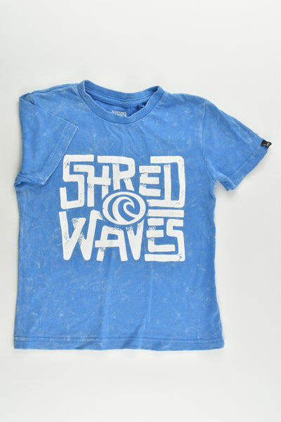 Piping Hot Size 3 'Shred Waves' T-shirt