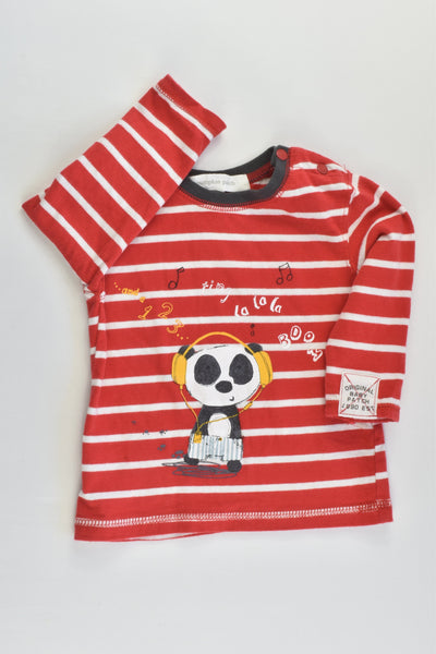 Pumpkin Patch Size 00 Music Panda Top